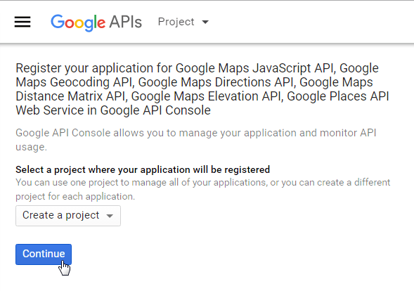 How To Add Google Maps To Your Website Using The New Api
